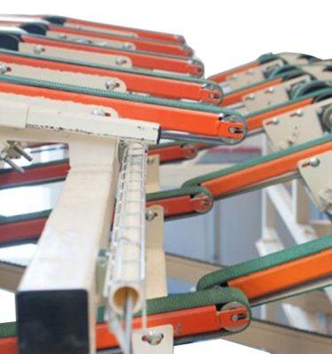 Mekanisation, piece handling